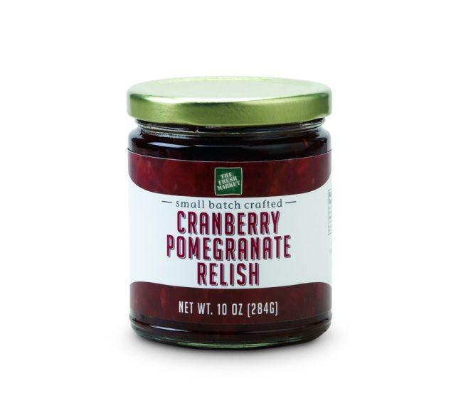 TFM Cranberry Pomegranate Relish