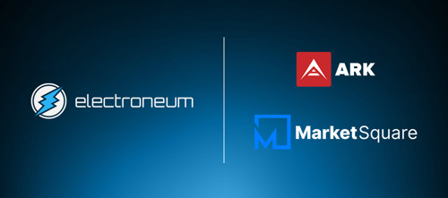 Ark lists Electroneum and AnyTask.com on their new website, MarketSquare