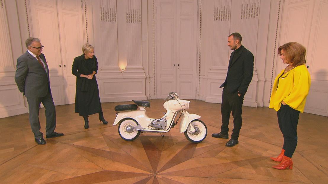Vier dealers. Eén unieke scooter.