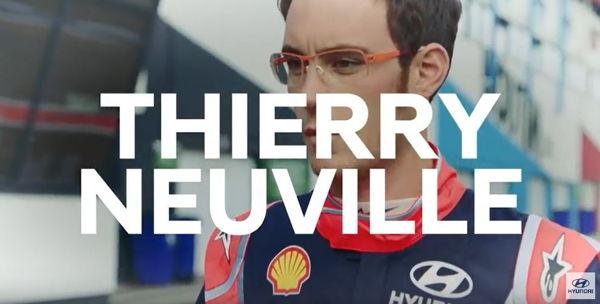 Preview: Video: Thierry Neuville neemt zijn nieuwe i30N dienstwagen in ontvangst