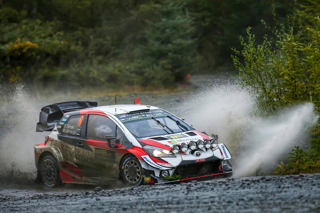 WRC RALLY OF SPAIN Preview - Toyota Yaris WRC set for crucial mixed-surface spectacular