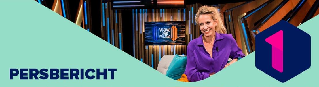 Grote dromen en straffe uitdagingen in nieuw seizoen 'Vandaag over een jaar' met Cath Luyten