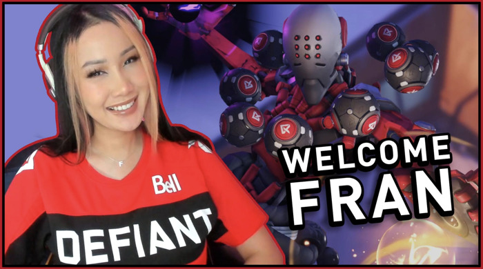 TOP TWITCH STREAMER JOINS TORONTO DEFIANT