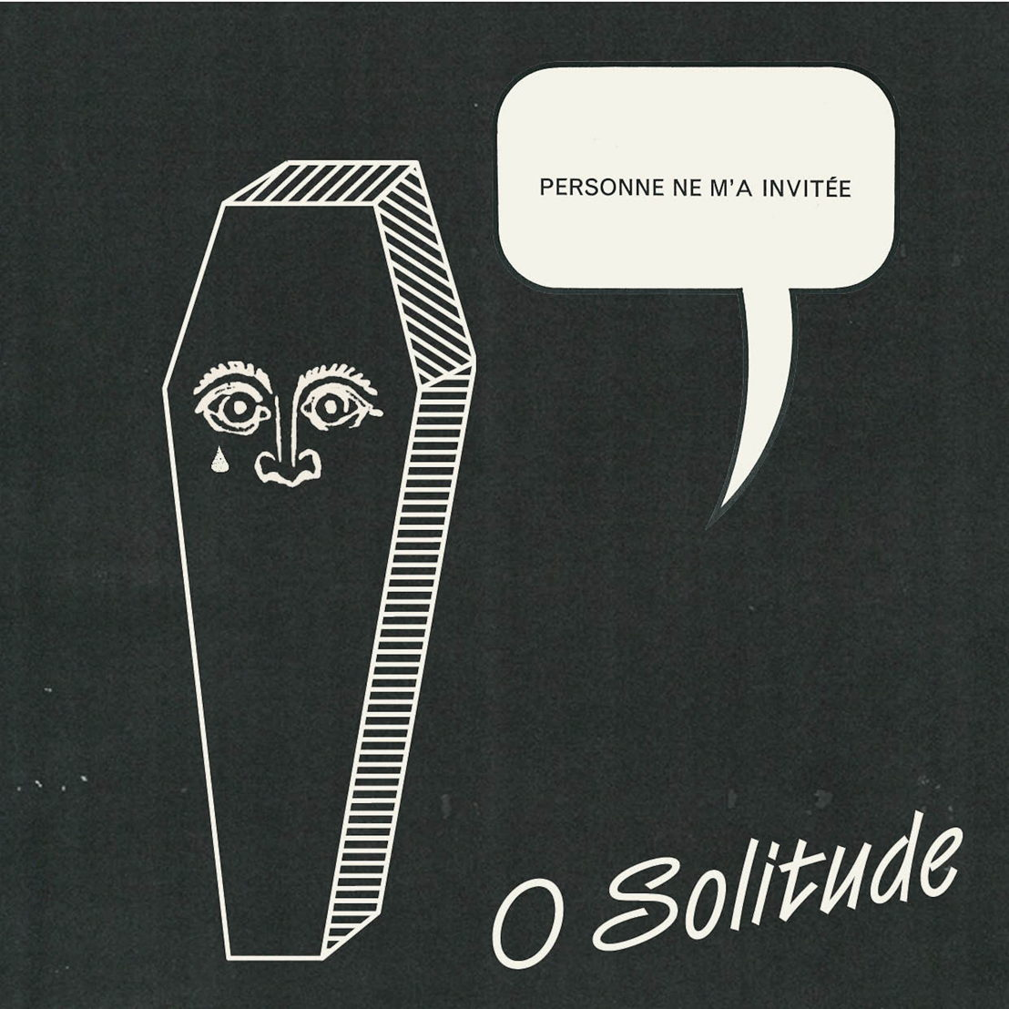 O Solitude - affichebeeld