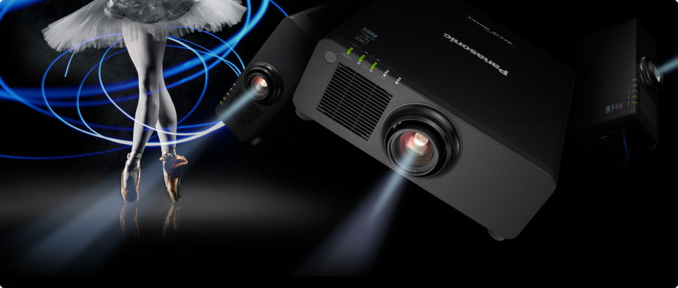 Panasonic Proyectores Solid Shine