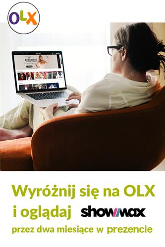 Showmax w prezencie od OLXa