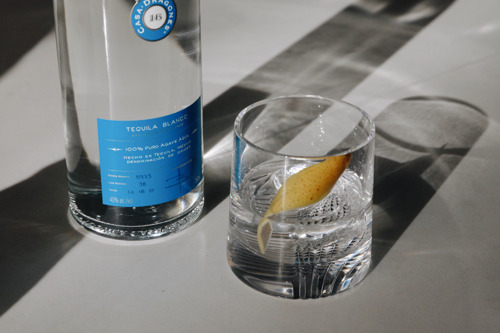 Tequila Casa Dragones Blanco… Puro Verano