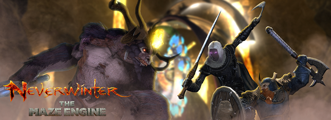 The Maze Engine Expansion Emerges in Neverwinter