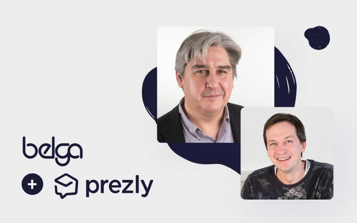 Belga announces technology partnership with Prezly as it celebrates 100th anniversary
