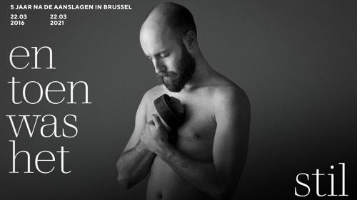 Portretfoto's Lieve Blancquaert houden herinnering aan aanslagen Brussel levend
