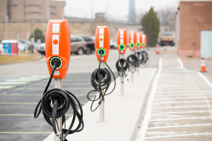 Duquesne Light Unveils One of Area's Largest Workplace Charging Installations