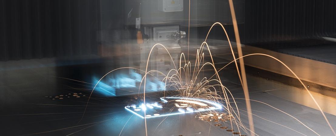 989.346,80 euro transformatiesteun voor machinefabrikant LVD