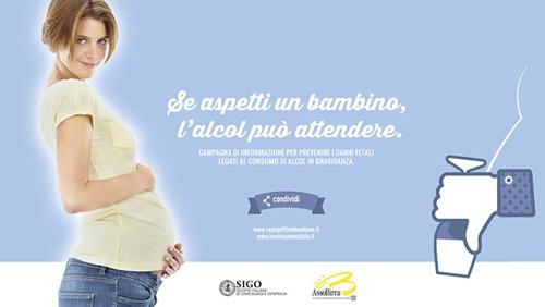 """90° congresso SIGO, Terzaghi (AssoBirra): """"il 67% delle donne che beve alcol non reputa rischiosa una assunzione saltuaria di bevande alcoliche in gravidanza"""""""