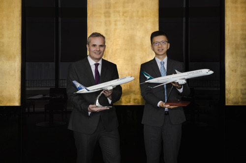 Cathay Pacific and Air Astana bring Hong Kong, Kazakhstan and the world closer together