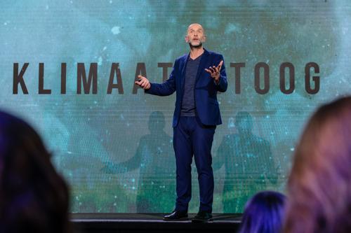 Klimaatbetoog: een stand-up tragedy van Nic Balthazar over de toekomst van ons klimaat