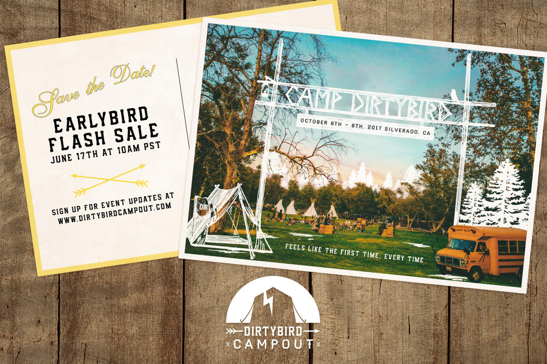 DIRTYBIRD Campout Returns, October 6-8 to Oak Canyon Park