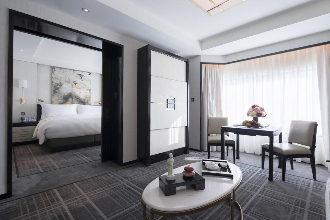 The Peninsula Beijing: Superior Suite