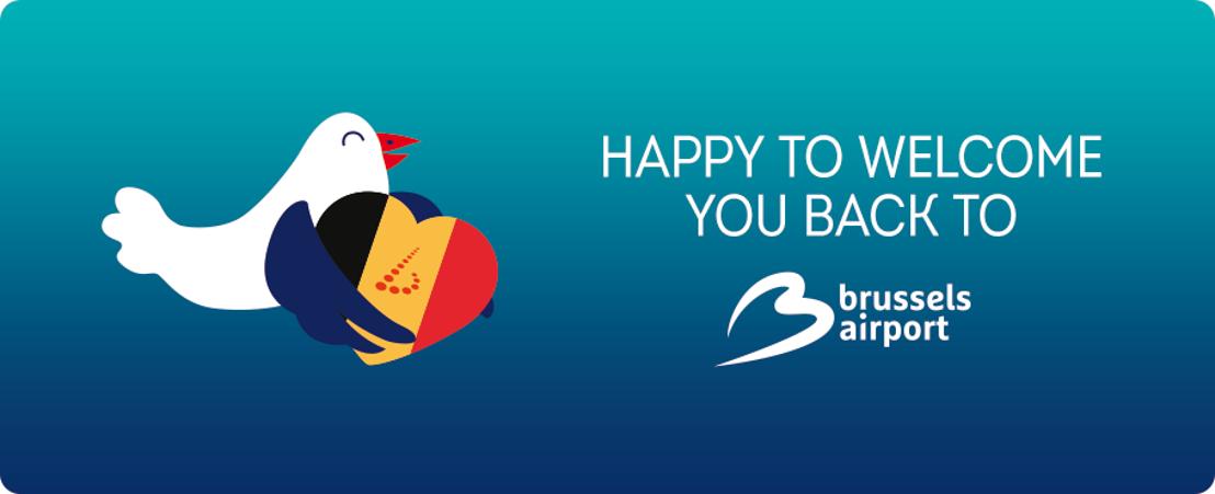 Dès dimanche Brussels Airlines reprend progressivement des vols à partir de Brussels Airport