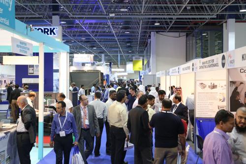 أضخم حدث لقطاعات التدفئة والتهوية وتكييف الهواء والتبريد في السعودية يستقطب أكثر من ٦٠٠٠ زائر في جدة