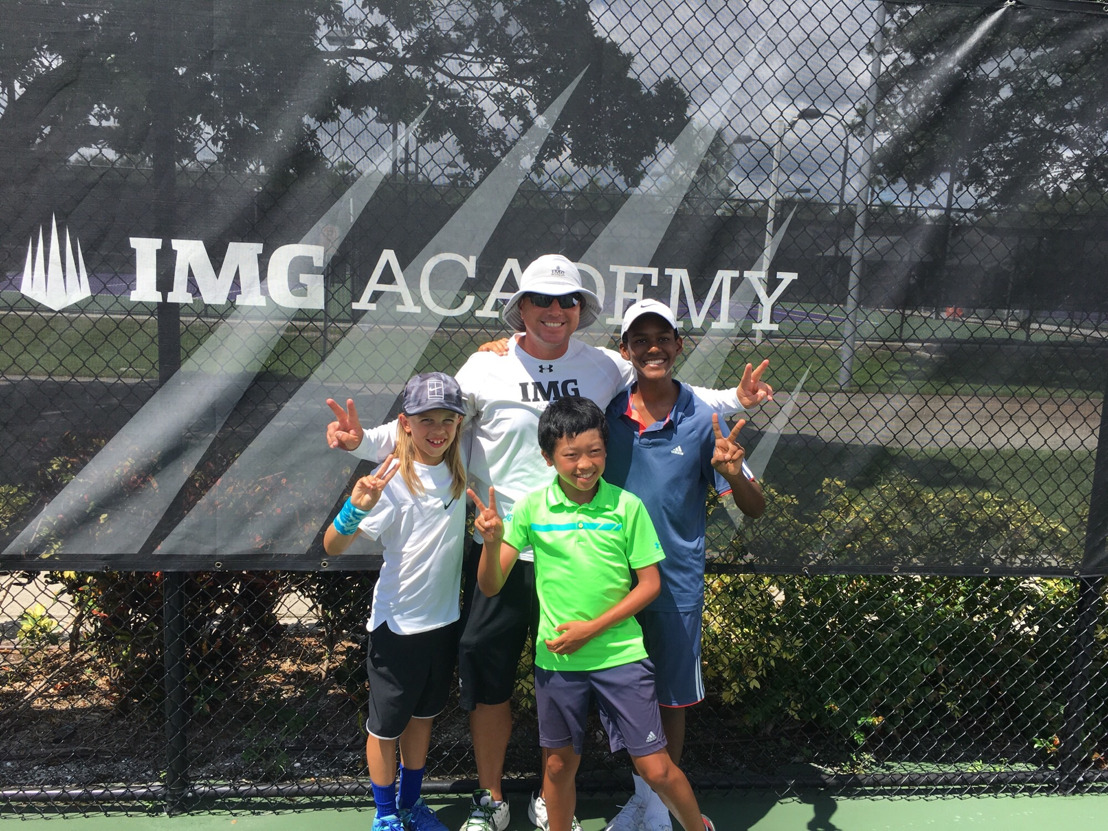 Miami Open Partnership Provides Opportunities for BVI's Aspiring Athletes