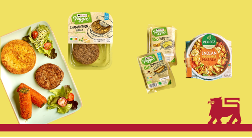 Markt voor veganistische en vegetarische producten bereikt volwassen fase
