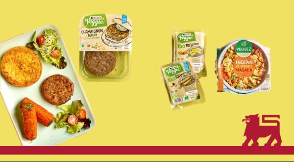 Preview: Markt voor veganistische en vegetarische producten bereikt volwassen fase