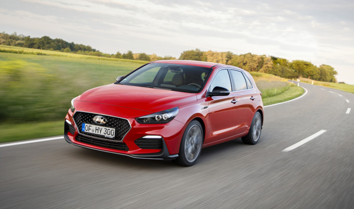 Spice up your driveway: Hyundai unveils the New i30 N Line