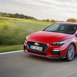 Geef je oprit wat pit: Hyundai onthult de nieuwe i30 N Line