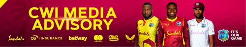 Invitation to Media Interaction: West Indies squad for ICC Men's T20 World Cup