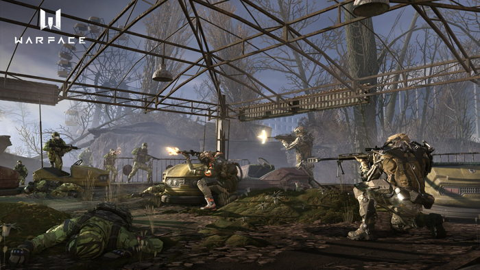 Preview: WARFACE LATEST UPDATE GUIDES PLAYERS THROUGH CHERNOBYL