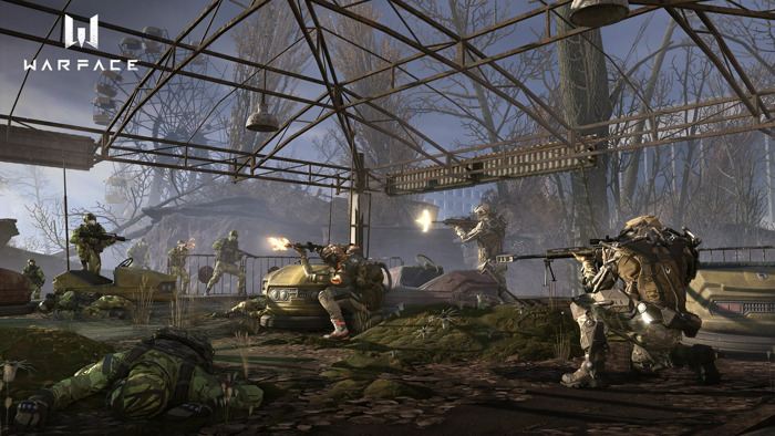 WARFACE LATEST UPDATE GUIDES PLAYERS THROUGH CHERNOBYL