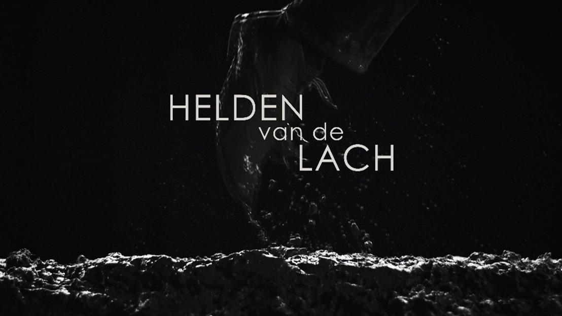 Helden van de lach - Een reeks portretten van Vlaamse humoristen - vanaf woensdag 22 oktober
