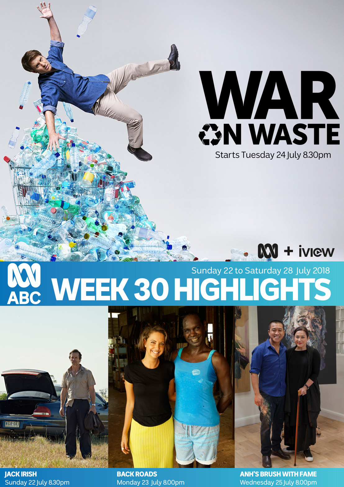 ABC TV Program Highlights - Week 30