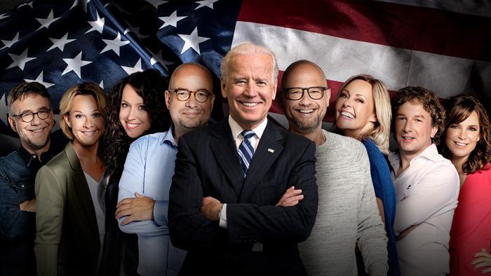 Radiozender Joe lanceert morgen de Amerikaanse Top 120 'Bi(j) den Joe'