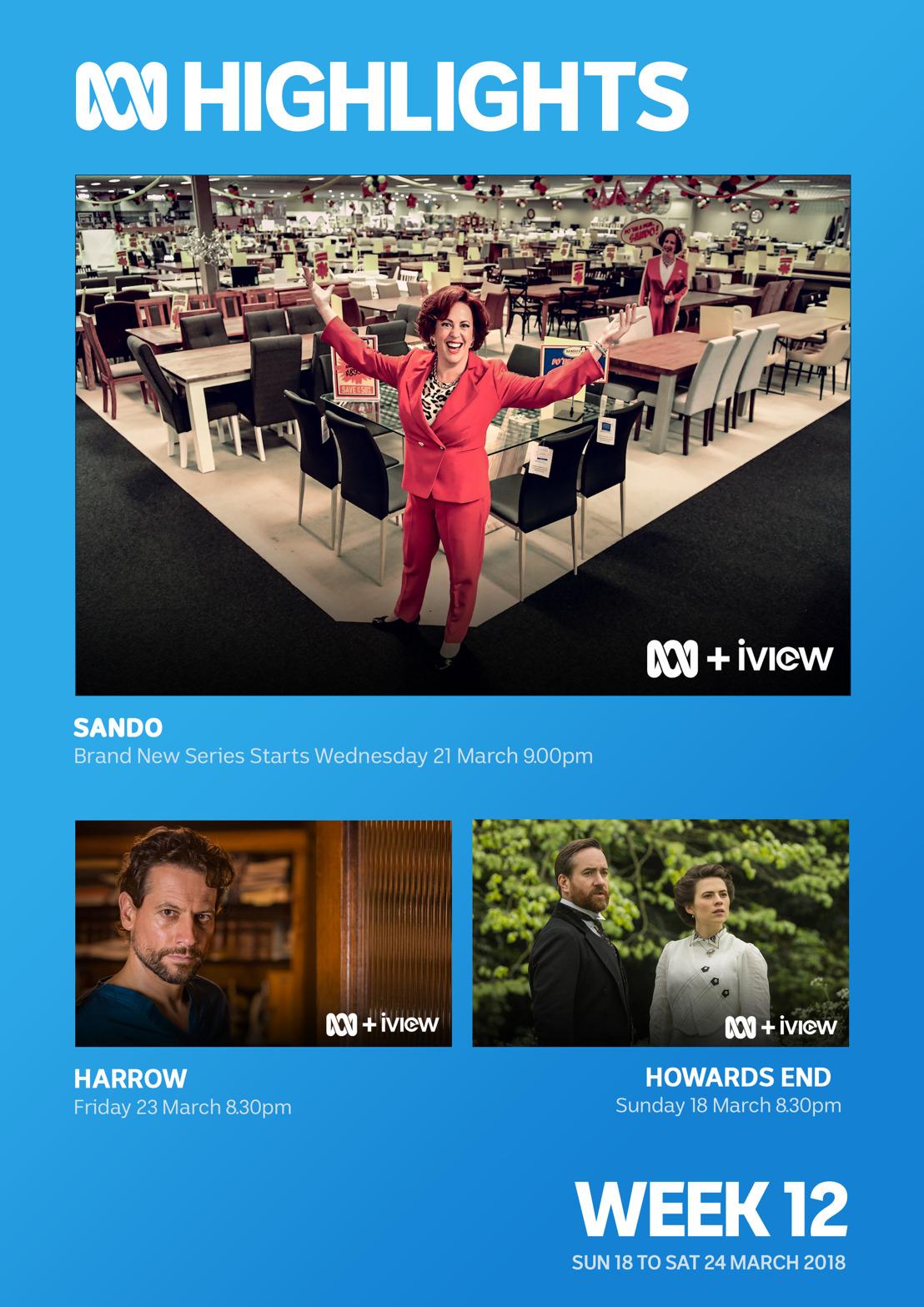 ABC TV Program Highlights - Week 12