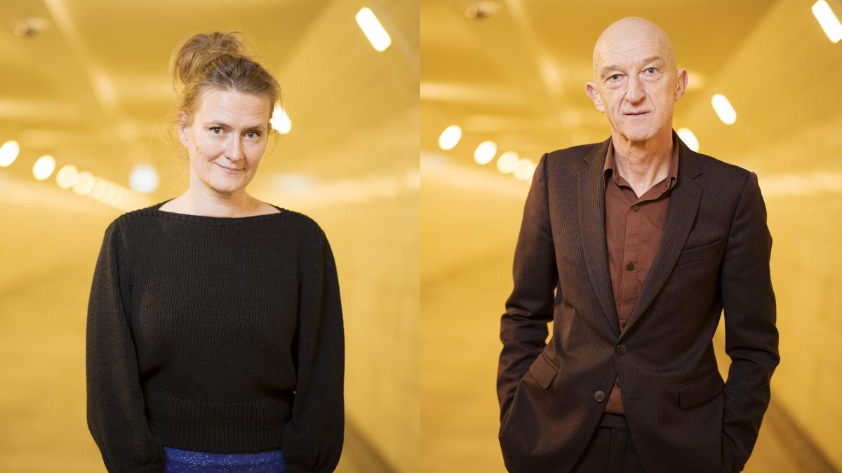 Brommer op zee: Ruth Joos - Wilfried de Jong (c) VPRO  Merlijn Doomernik