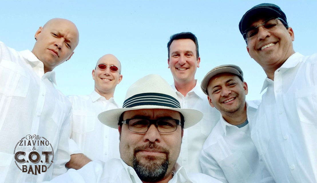 C.O.T. Band with Willie Ziavino