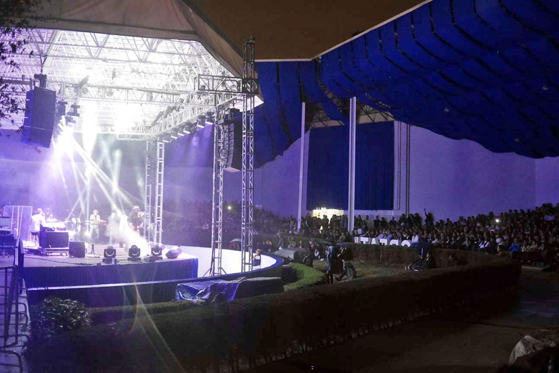 ShowMatch en Parque Naucalli, concierto Bowie Sinfónico