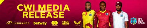 CWI thanks Sandals for support of West Indies Cricket