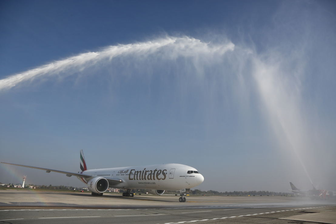 Emirates launched eight new passenger destinations in 2015-16: Bali, Bologna, Cebu, Clark, Istanbul (Sabiha Gökçen), Mashhad, Multan, Orlando; and two new additional freighter destinations: Columbus and Ciudad del Este.