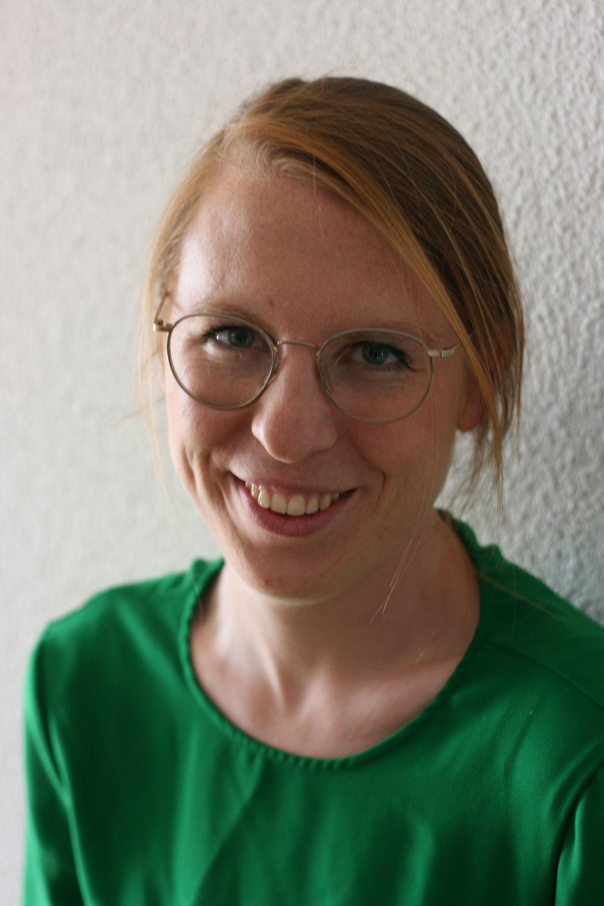 Ellen Batens, co-founder van BloomUp