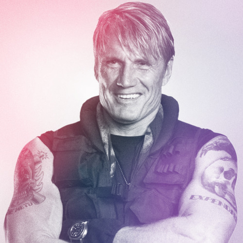FACTS welcomes action hero DOLPH LUNDGREN to Ghent!
