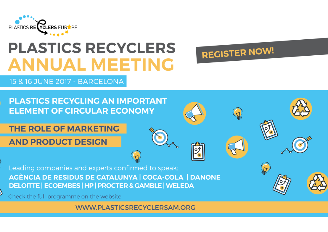 Registration is now open to the Plastics Recyclers Annual Meeting 2017!