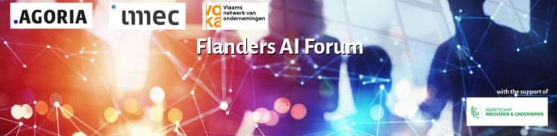 Alle Vlaamse bedrijven verdienen steun voor artificiële intelligentie
