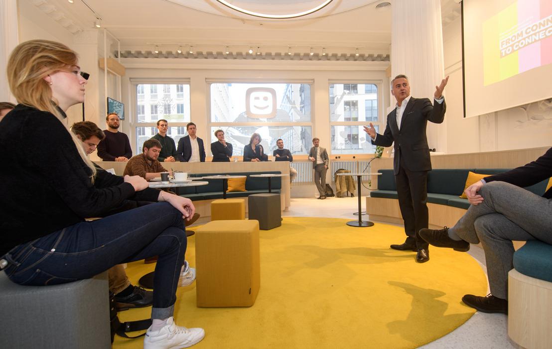 Telenet lanceert het 'nieuwe shoppen' op Antwerpse Meir