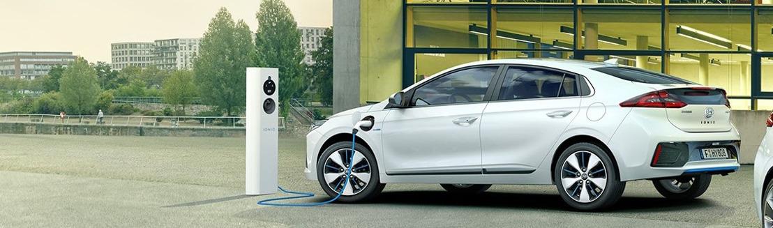 Hyundai combineert het beste van twee werelden met de Ioniq Plug-In Hybrid (PHEV)
