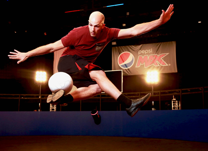 Pepsi MAX Volley 360