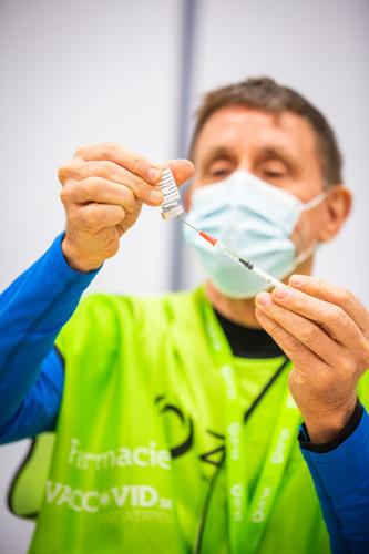 Extra dam tegen delta-variant: 12000 vaccinaties met Johnson & Johnson in Vaccovid