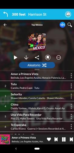 Ya puedes escuchar tus canciones y playlists favoritas de Claro música a través de Waze