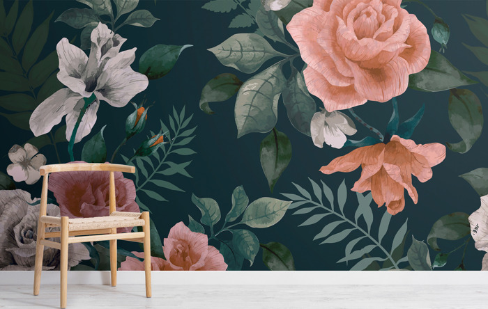 Seven dramatic floral designs to transform your home